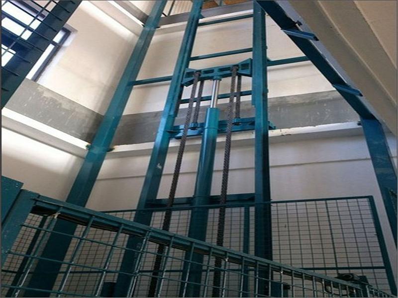 Yük Asansörü Kullanımı
